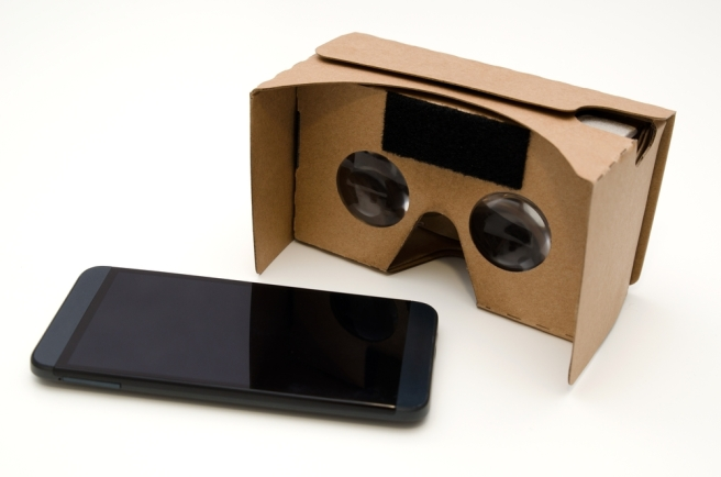 Build Immersive Smartphone Games with Cardboard Unity SDK